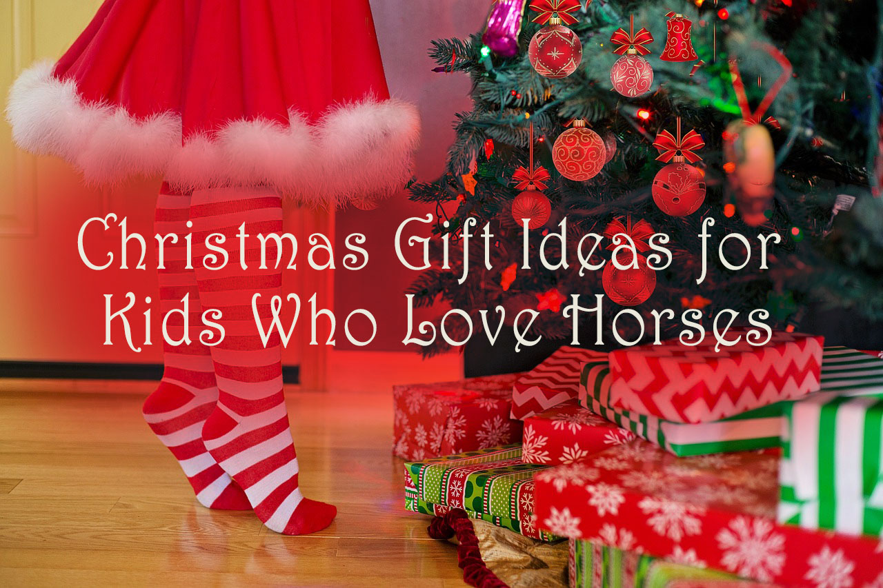 Christmas Gift Ideas For Kids Who Love Horses Everything Horse