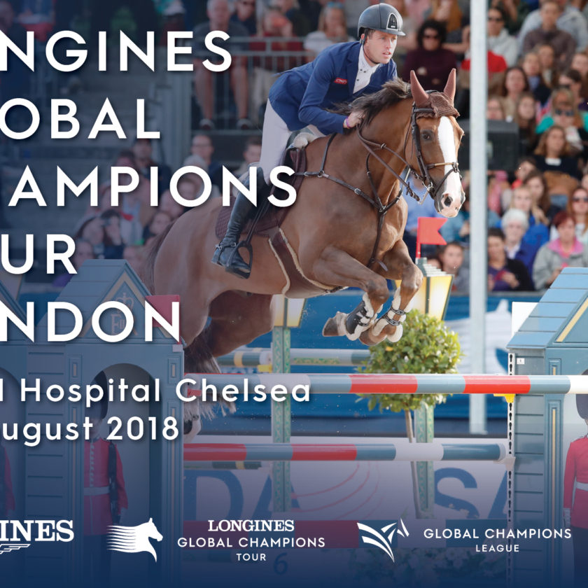 Olympic Gold Medallists Prepare For Lgct London