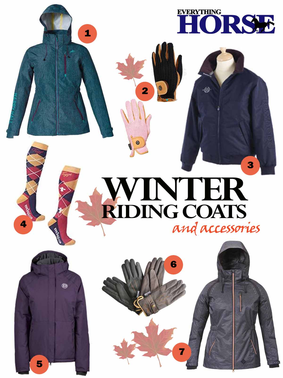 Winter Riding Coats And Accessories Everything Horse
